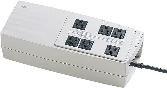 サンワサプライ UPS-350TL 小型無停電電源装置