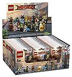 レゴ(LEGO)ミニフィギュア レゴニンジャゴー ザ・ムービー 60パック入り 6175016