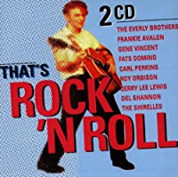 That's Rock N Roll