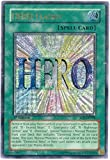遊戯王 アジア版 / ヒーローフラッシュ!! / Hero Flash!!(アルティメットレア) / EOJ-AE042 / 1st Edition