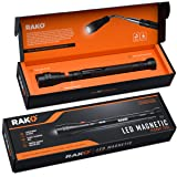 RAK Magnetic Pickup Tool with LED Lights - Telescoping Magnet Pick Up Gadget Tool - Unique Tool Men, DIY Handyman, Father/Dad