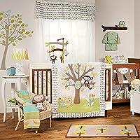 Lolli Living 4-Piece Crib Set (Animal Tree) by Lolli Living