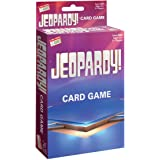 Jeopardy! Card Game - Quiz Game - Travel Sized Party Game