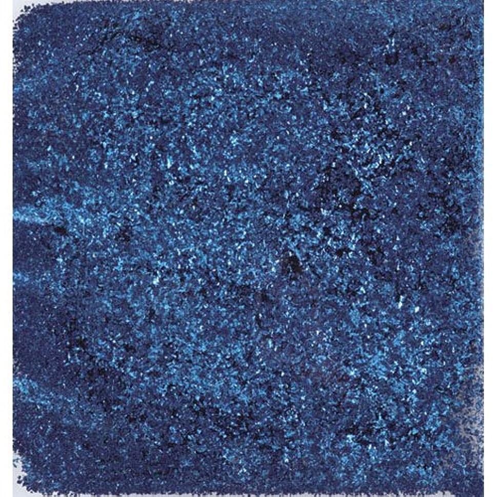 牧草地激しい生き返らせるピカエース ネイル用パウダー ピカエース シャインフレーク #713 藍色 0.3g アート材