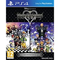 Kingdom Hearts HD 1.5 and 2.5 Remix PS4 - Imported