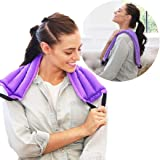 My Heating Pad Microwavable Multi Purpose Wrap for Cramps Relief | Heating Pad for Neck and Shoulders | Insomnia and Headache