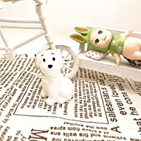 HuaQingPiJu-JP 5個の子供の素敵な創造的な動物の犬のバスタブのセットトイレバスウォータープレイのおもちゃ