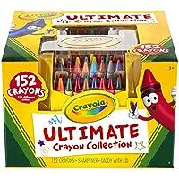 Crayola Ultimate Crayon Case, 152-Crayons [並行輸入品]