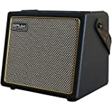 Coolmusic 30W Portable Acoustic Guitar Amplifier with Microphone Input, Built-in Bluetooth, Rechargeable Battery performance