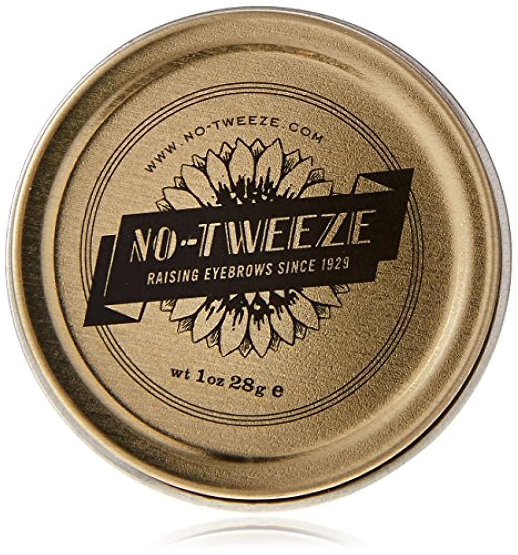手首眉をひそめる熟したNo-Tweeze 28g by No-Tweeze