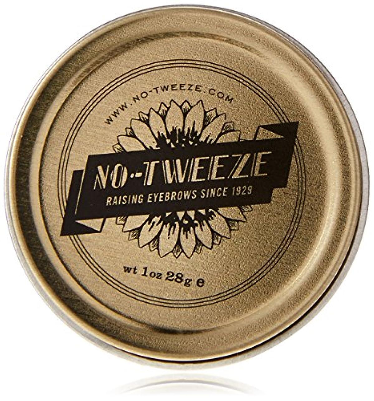 気分が良い劇的捧げるNo-Tweeze 28g by No-Tweeze