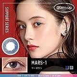 Glam up グラムアップ カラコン Mars-1 マーズワン 1day 10枚入り 度あり 度なし (-1.00)