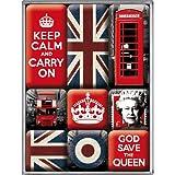イギリス United Kingdom Set / マグネット セット