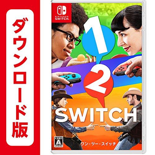 1-2-Switch(ワンツースイッチ) オンラインコード版