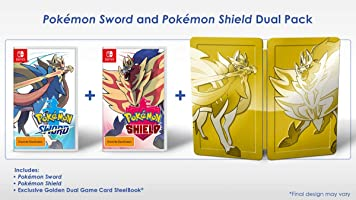 Pokemon Sword and Pokemon Shield Dual Pack