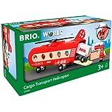 BRIO 33886 Cargo Transport Helicopter