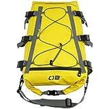 Overboard Kayak/SUP Deck Bag Waterproof Kayak/SUP Deck Bag, 20 Litre Capacity, Yellow