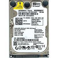 Western Digital wd3200bevt-75zct0320GB DCM : hacvjbbb
