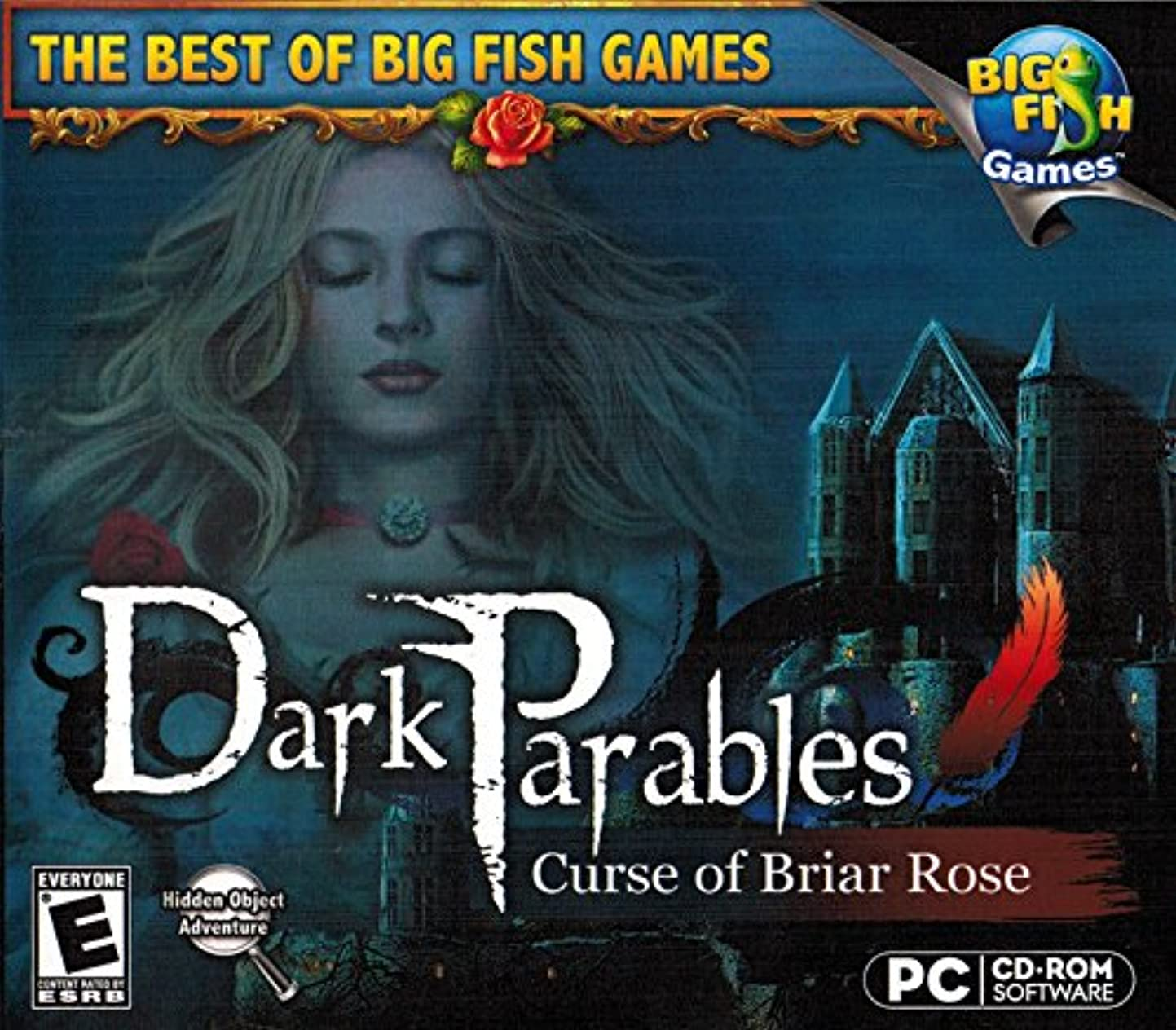 気候変数無駄にDark Parables: Curse of Briar Rose (輸入版)