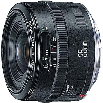 Canon 単焦点レンズ EF35mm F2 フルサイズ対応