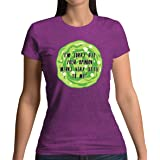Your Opinion Means Very Little to Me - Womens T-Shirt - 13 Colours