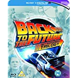 Back to the Future Trilogy 30th Anniversary