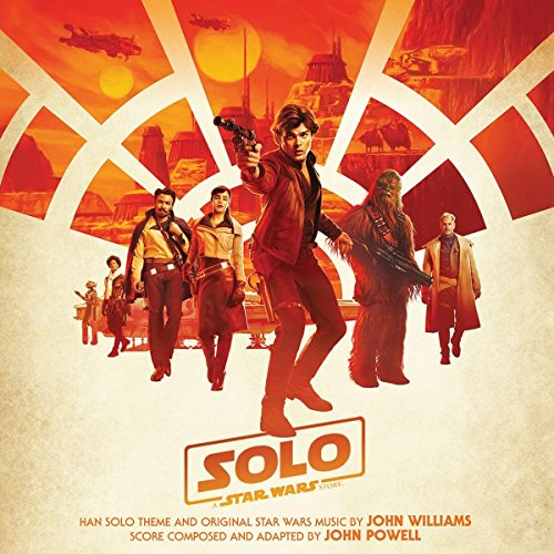 SOLO: A STAR WARS STORY (SOUNDTRACK) [CD]