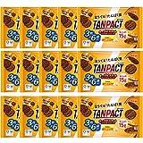 明治 タンパクトチーズビスケットミルクチョコレート大袋 18枚 ×15個