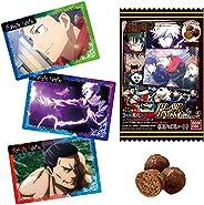 呪術廻戦 PLAY BACKカードチョコスナック2 (10個入) 食玩・準チョコレート (呪術廻戦)