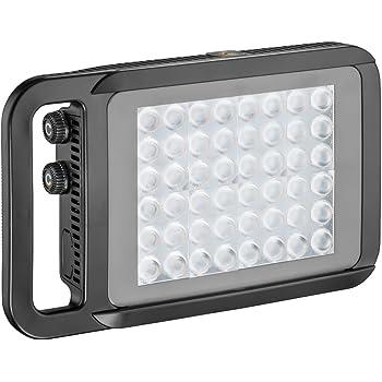 Manfrotto LEDライト Lykos バイカラー色温度可変 1300~1500lux MLL1300-BI