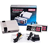 Mini Classic Game Console, Mini Nostalgic Game Console Built-In 620 Cool Game Video Game Handheld Game Console, Family Game H
