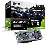 エルザ GeForce RTX 3060Ti グラフィックスボード ERAZOR LHR GD3060T-8GEREZH VD7805