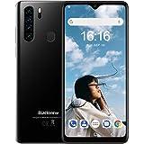 Blackview A80Pro スマートフォン本体 4Gスマホ本体 simフリー 6.49インチ 1300万画素+800万画素 4680mAh RAM 4GB + ROM 64GB Android 9.0端末 ナノシム対応 携帯電話 技適認証済み