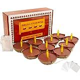 Diya Diwali String Lights decoration - LED Deepawali Festival Tea Lights Diwali Gift Diwali Decor Battery Operated Dias India