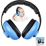 Noise Cancelling Headphones for Kids, Babies Ear Protection Earmuffs Noise Reduction for 0-3 Years Babies, Toddlers, Infant (