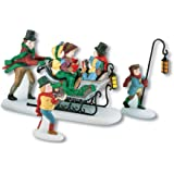 Department 56 Dickens' A Christmas Carol Caroling With The Cratchit Family (Revisited)