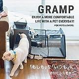 リオニマル 防災用 リュック型 ペットキャリー LEONIMAL GRAMP 猫・小型犬用 リュック 折りたたみ