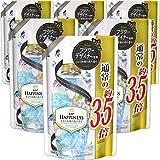 【ケース販売】レノア ハピネス 柔軟剤 パステルフローラル&ブロッサム 詰め替え 約3.5倍(1485mL)×6袋