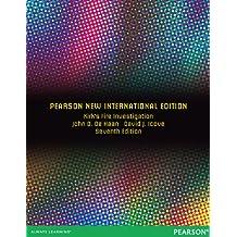 Kirk's Fire Investigation: Pearson New International Edition
