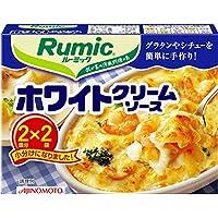 味の素 Rumic ホワイトクリームソース 48g×5個