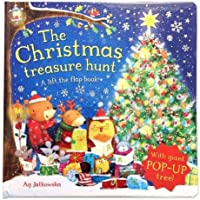 The Christmas Treasure Hunt: A Lift the Flap Book