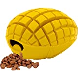 LPHSNR Dog Chew Toys for Aggressive Chewers Large Dogs, Indestructible Tough Dog Toys Interactive Durable with Mango Scent, D