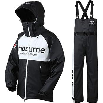 200eb03fd92d /(マズメ/) V MZRS-220 レッドムーンレインスーツ MAZUME