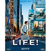 LIFE!/ライフ 2枚組ブルーレイ&DVD