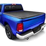 Tyger Auto TG-BC3D1011 Tri-Fold Tonneau Bed Cover Fits 2002-2017 Dodge Ram 1500; 2003-2017 Dodge Ram 2500 3500 (for Fleetside