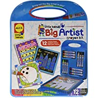 Alex Toys Little Hands Big Artist Seriesクレヨンキット