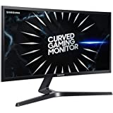 "Samsung 24"" Gaming Curved Gaming Monitor with 144Hz Refresh Rate, 24, LC24RG50FQEXXY,Black"