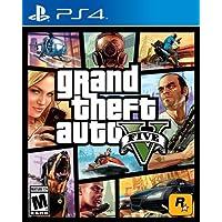 Grand Theft Auto V (輸入版:北米) - PS4