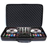 Zaracle Portable Carrying Case Protect Pouch Storage Bag Travel Case For Pioneer DJ DDJ-SR2 Portable 2-channel controller