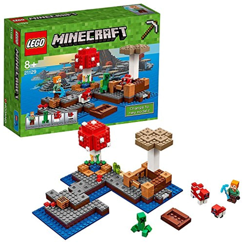 レゴ(LEGO) マインクラフト きのこの島 21129 [並行輸入品]